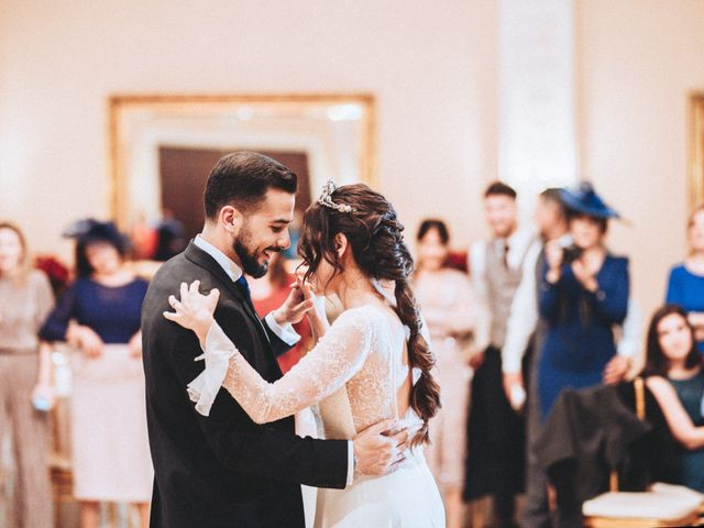 La boda de Alfredo y Isabel en Granada, Granada 111