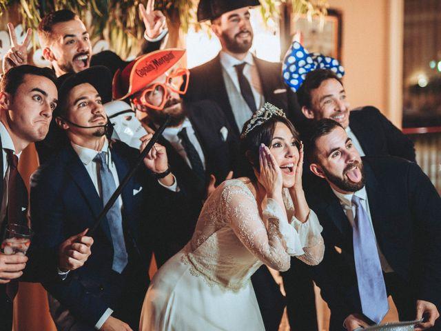 La boda de Alfredo y Isabel en Granada, Granada 116