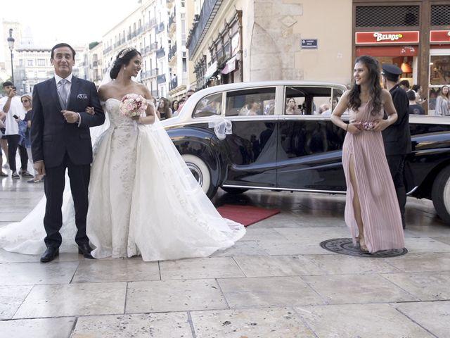 La boda de Bram y Martina en Valencia, Valencia 22