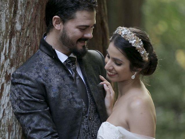 La boda de Martina y Bram