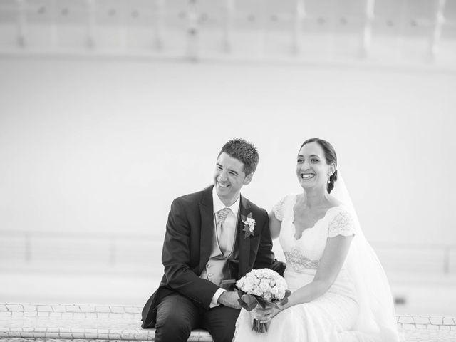 La boda de María José y Eduardo