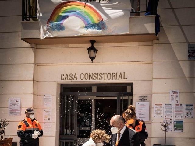 La boda de Fernando  y Maribel  en Ribatejada, Madrid 6