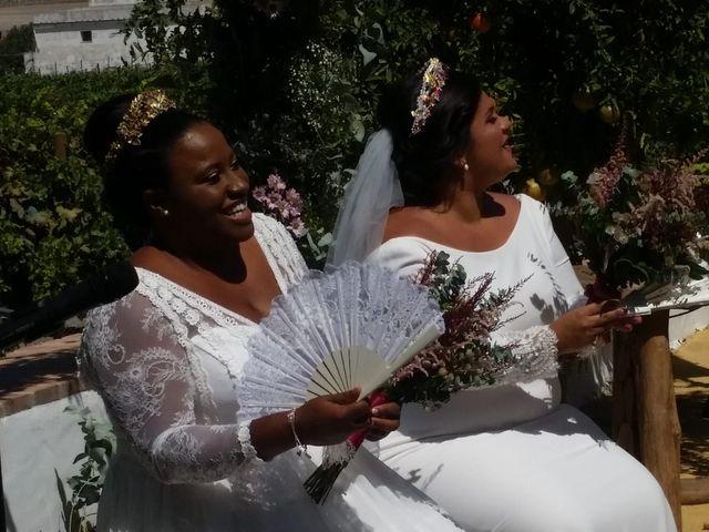 La boda de Paola y Toñi en El Puerto De Santa Maria, Cádiz 10