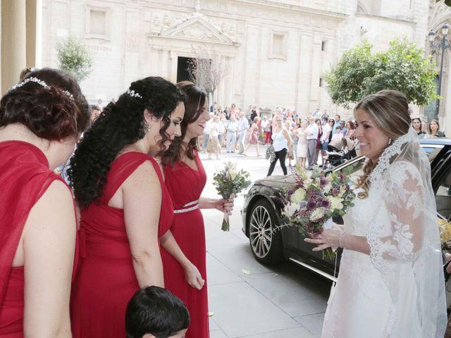La boda de Guillermo y Patricia en Sevilla, Sevilla 6