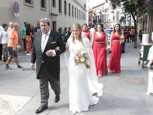 La boda de Guillermo y Patricia en Sevilla, Sevilla 7
