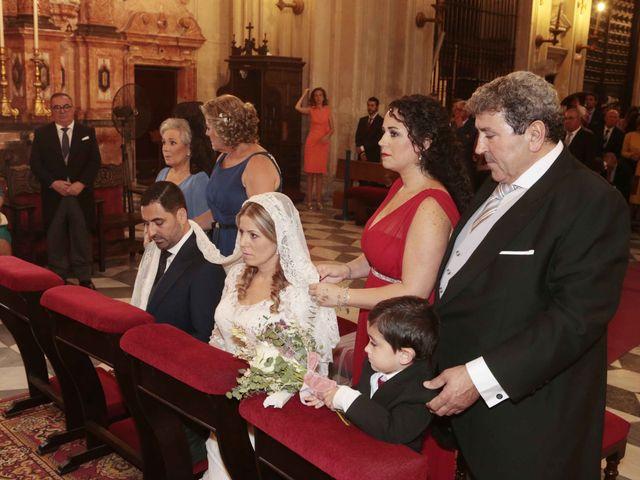 La boda de Guillermo y Patricia en Sevilla, Sevilla 11