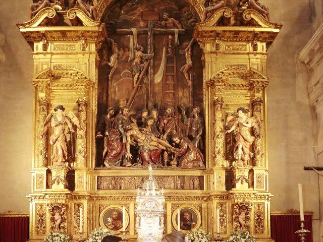La boda de Guillermo y Patricia en Sevilla, Sevilla 13
