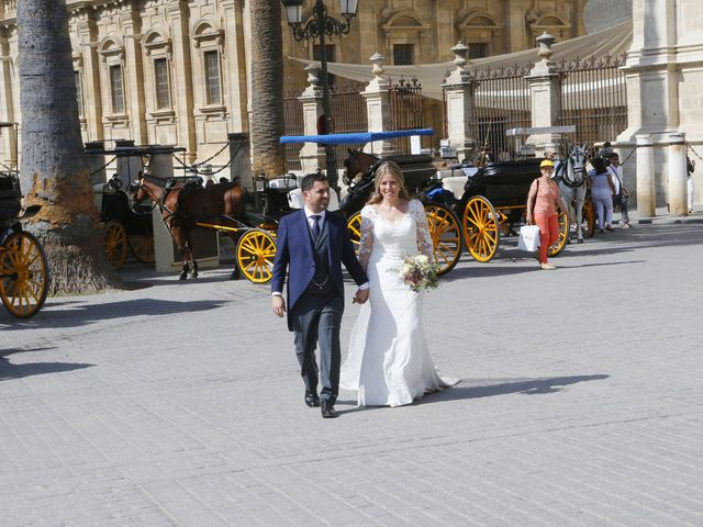 La boda de Guillermo y Patricia en Sevilla, Sevilla 17
