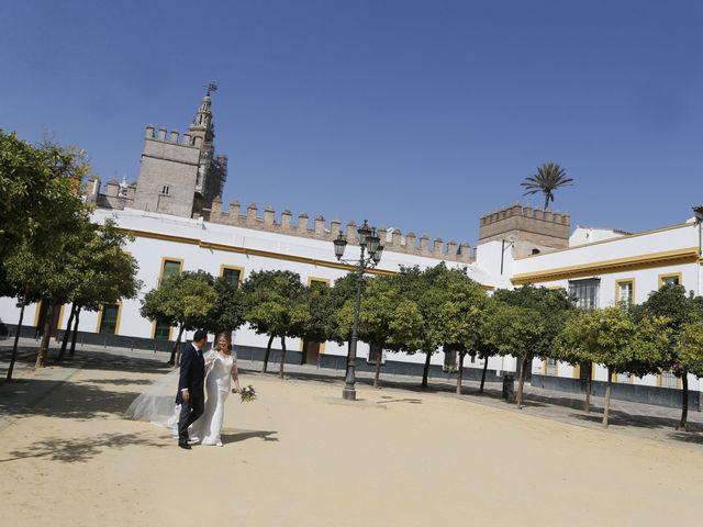 La boda de Guillermo y Patricia en Sevilla, Sevilla 18