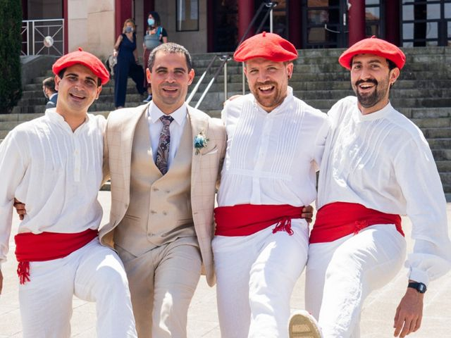 La boda de Jon y Ane en Gatika, Vizcaya 4