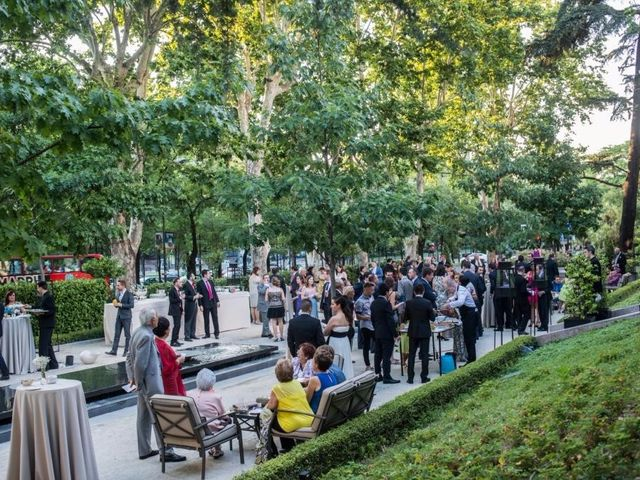 La boda de Juan Pablo y Irene  en Madrid, Madrid 3