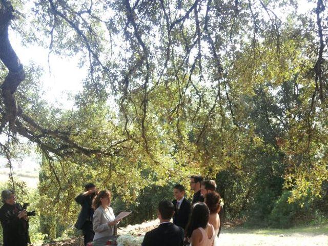 La boda de Javi y Sandra en Pineda De Mar, Barcelona 2