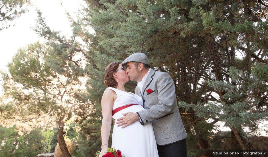 La boda de Mariano y Madly en Torrelodones, Madrid