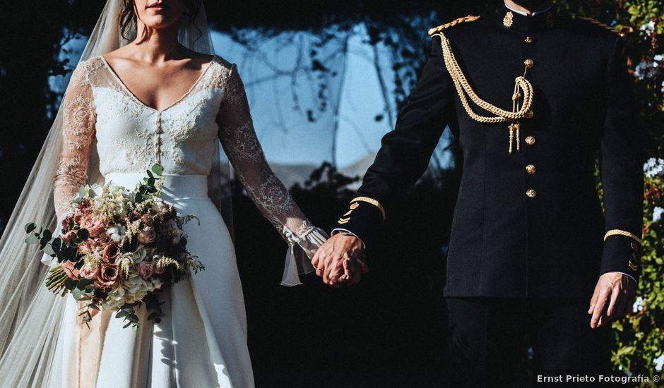 La boda de Alfredo y Isabel en Granada, Granada