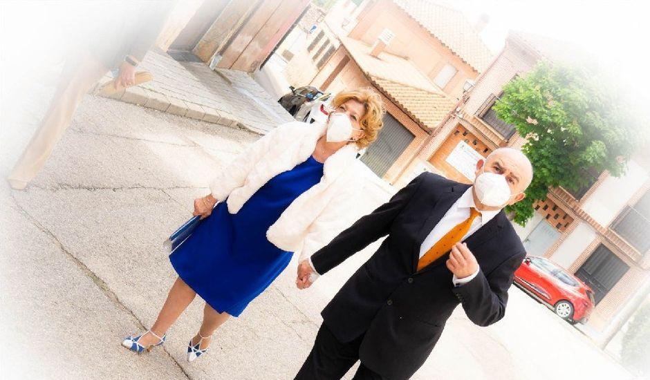 La boda de Fernando  y Maribel  en Ribatejada, Madrid