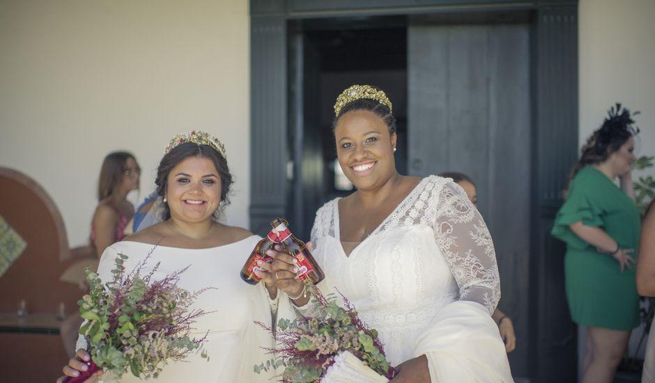 La boda de Paola y Toñi en El Puerto De Santa Maria, Cádiz