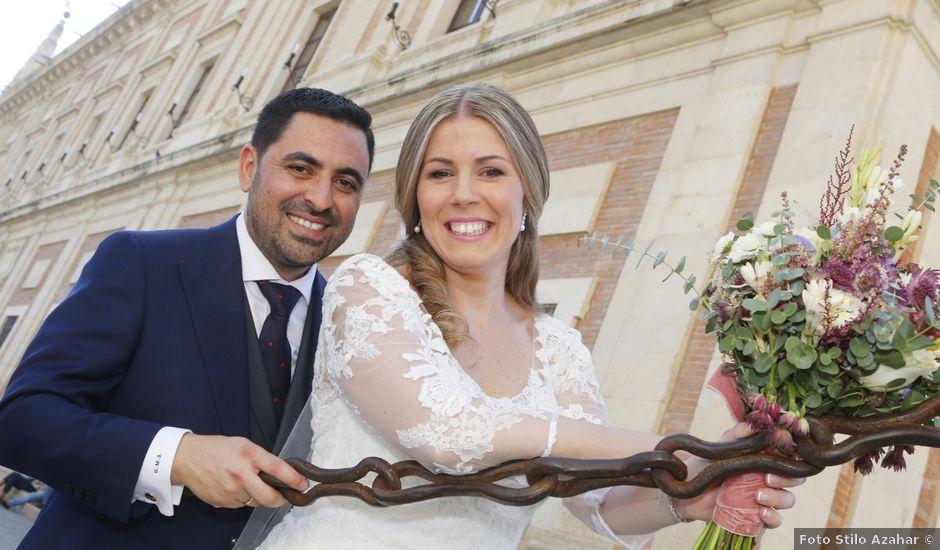 La boda de Guillermo y Patricia en Sevilla, Sevilla