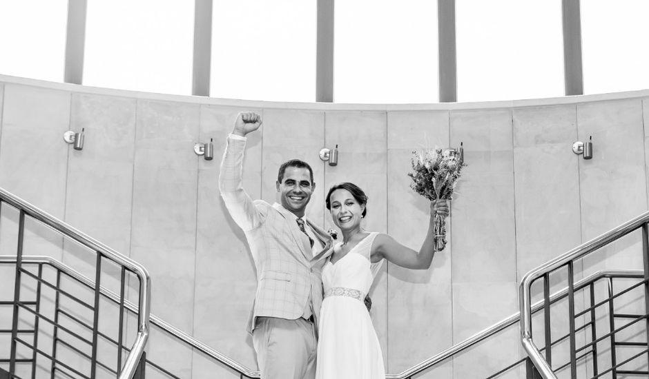 La boda de Jon y Ane en Gatika, Vizcaya