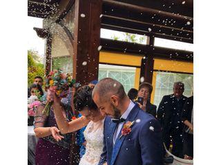 La boda de Fanny y David 1