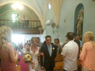 La boda de Vero y Cote 1
