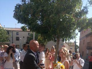 La boda de Vero y Cote 2