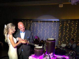 La boda de Vero y Cote