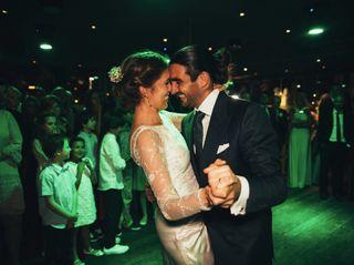 La boda de Bea y Christian