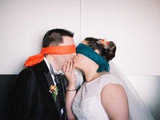 La boda de Davinia y Higinio