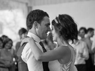 La boda de Miriam y Alex