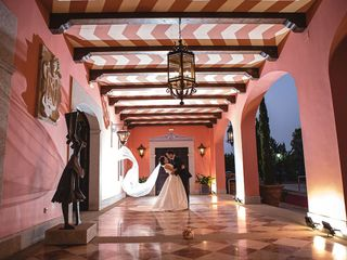 La boda de Teresa y José Carlos