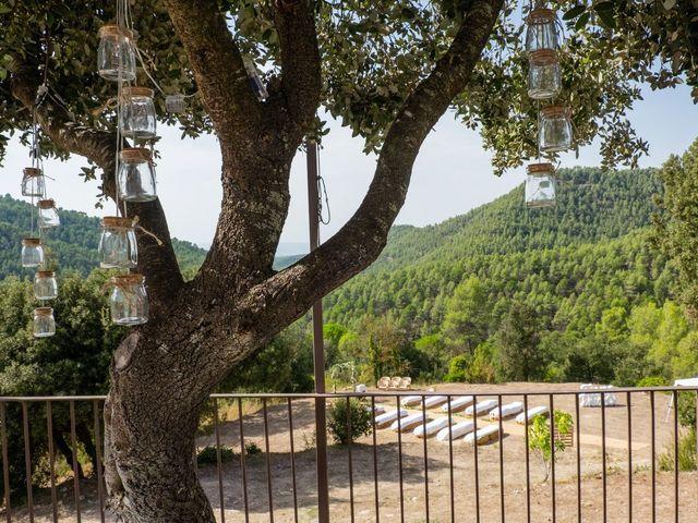 La boda de Fran y Jannette en El Pont De Vilumara I Rocafort, Barcelona 4