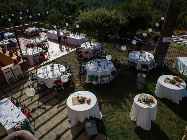 La boda de Fran y Jannette en El Pont De Vilumara I Rocafort, Barcelona 5