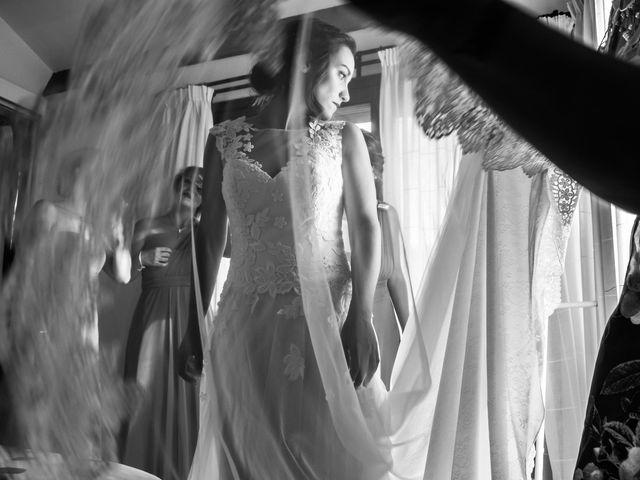 La boda de Fran y Jannette en El Pont De Vilumara I Rocafort, Barcelona 16