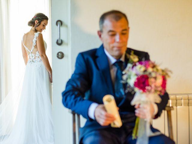 La boda de Fran y Jannette en El Pont De Vilumara I Rocafort, Barcelona 20