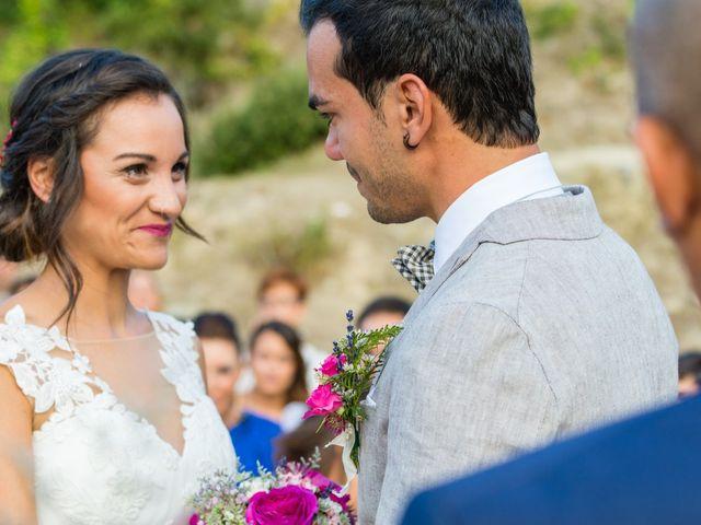 La boda de Fran y Jannette en El Pont De Vilumara I Rocafort, Barcelona 34
