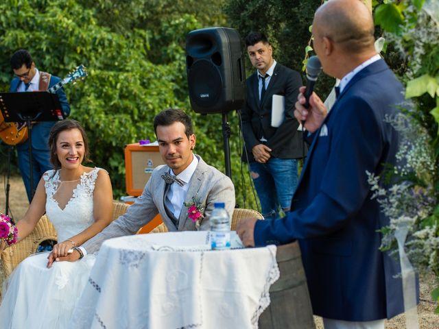 La boda de Fran y Jannette en El Pont De Vilumara I Rocafort, Barcelona 37