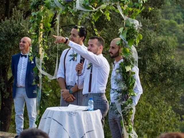La boda de Fran y Jannette en El Pont De Vilumara I Rocafort, Barcelona 38
