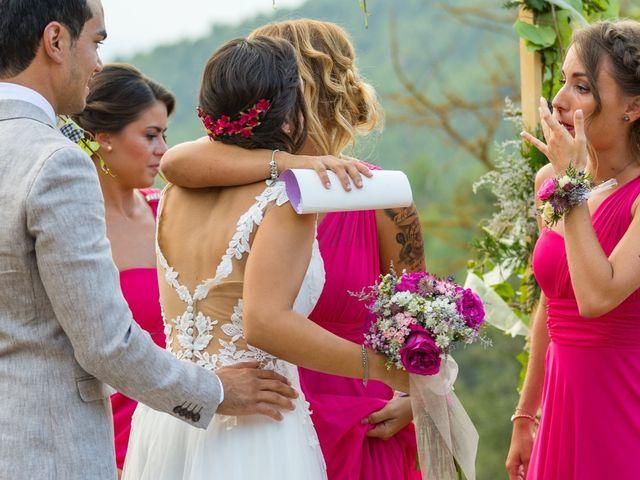 La boda de Fran y Jannette en El Pont De Vilumara I Rocafort, Barcelona 42