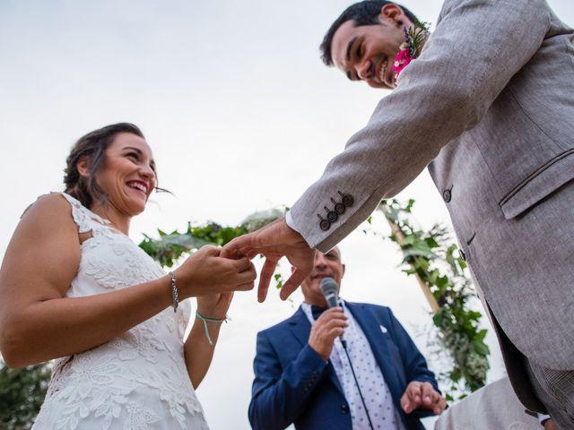 La boda de Fran y Jannette en El Pont De Vilumara I Rocafort, Barcelona 48