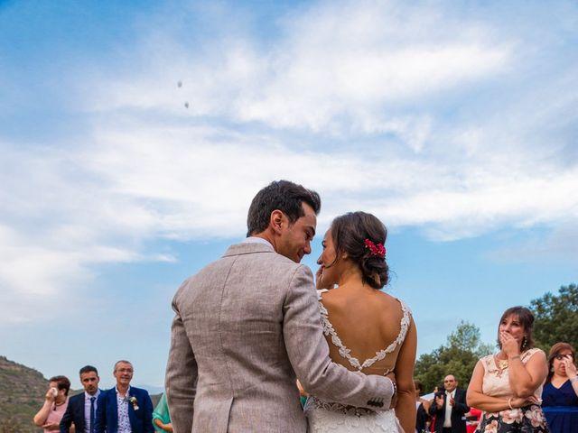 La boda de Fran y Jannette en El Pont De Vilumara I Rocafort, Barcelona 50