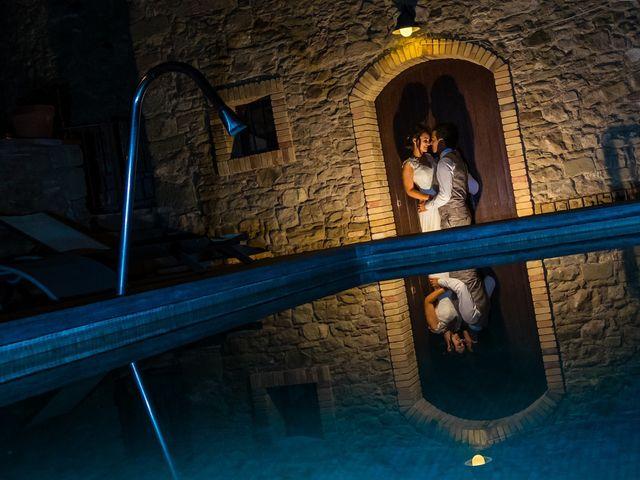 La boda de Fran y Jannette en El Pont De Vilumara I Rocafort, Barcelona 59
