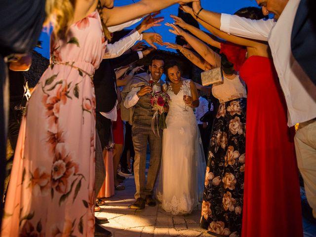 La boda de Fran y Jannette en El Pont De Vilumara I Rocafort, Barcelona 61