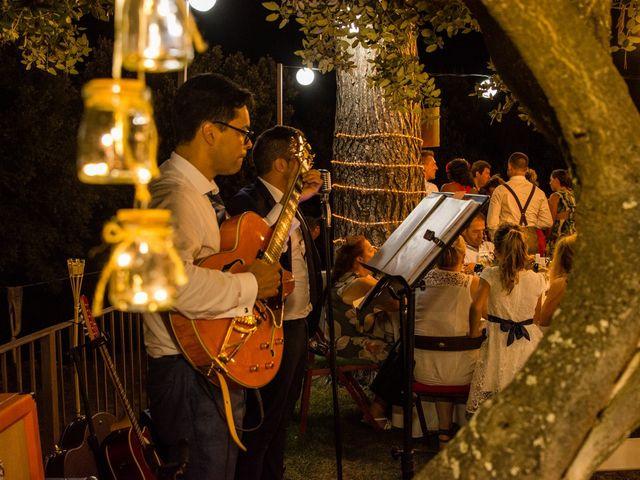 La boda de Fran y Jannette en El Pont De Vilumara I Rocafort, Barcelona 62