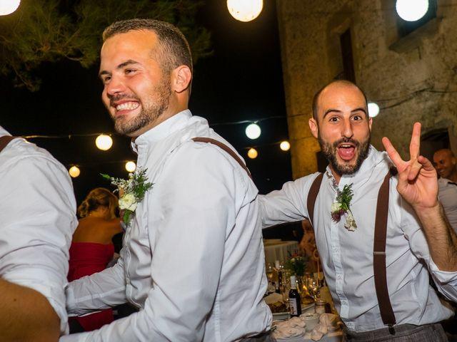 La boda de Fran y Jannette en El Pont De Vilumara I Rocafort, Barcelona 64