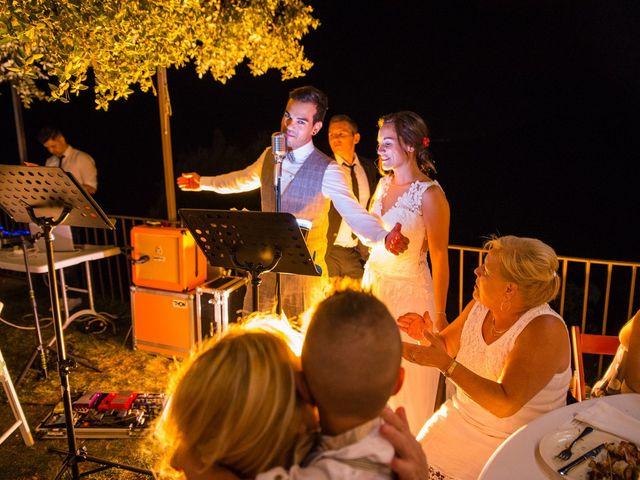 La boda de Fran y Jannette en El Pont De Vilumara I Rocafort, Barcelona 67