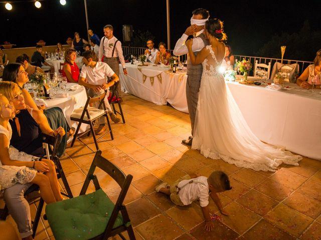 La boda de Fran y Jannette en El Pont De Vilumara I Rocafort, Barcelona 68