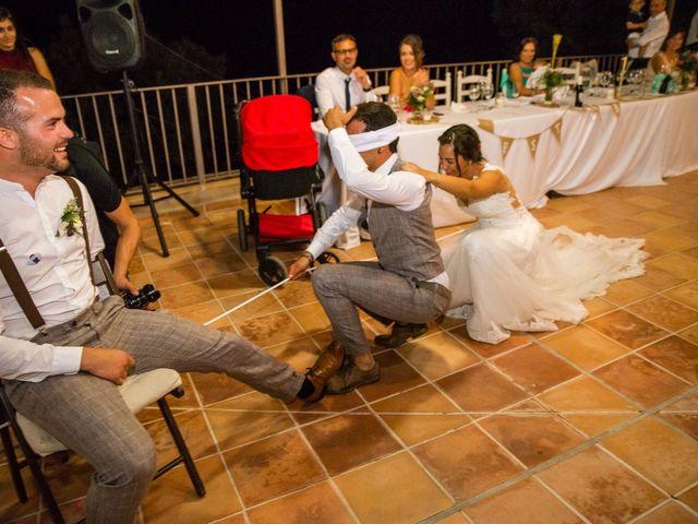 La boda de Fran y Jannette en El Pont De Vilumara I Rocafort, Barcelona 69