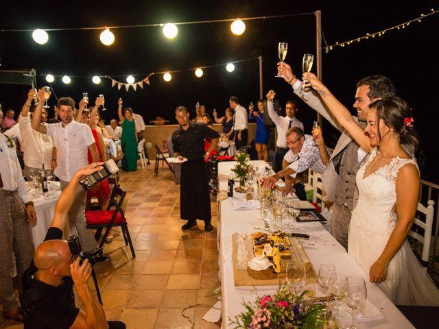 La boda de Fran y Jannette en El Pont De Vilumara I Rocafort, Barcelona 73