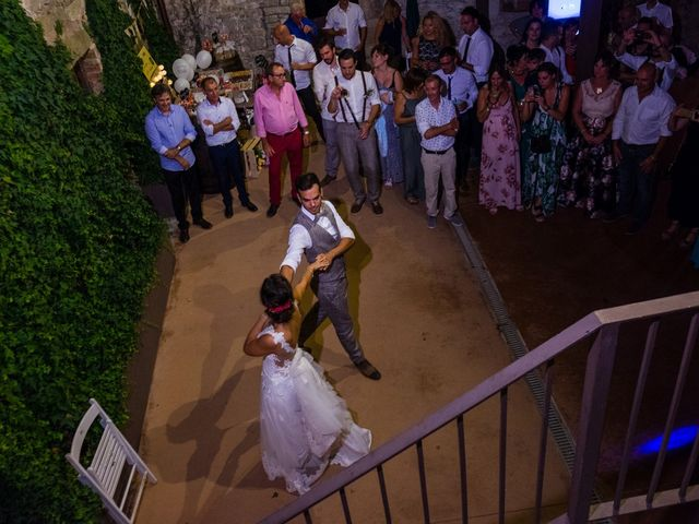 La boda de Fran y Jannette en El Pont De Vilumara I Rocafort, Barcelona 74