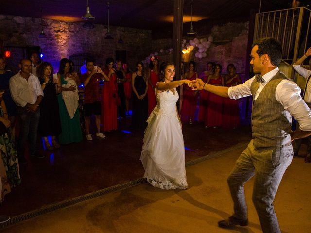 La boda de Fran y Jannette en El Pont De Vilumara I Rocafort, Barcelona 75